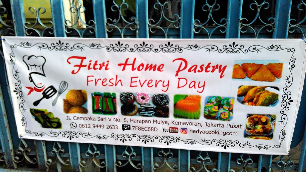 fitri home pastry